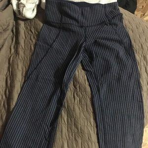 Lulu crop pants